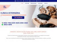 clinicavetcare.com.br