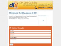 Clinihauer Curitiba agora é Dix da Amil - (41) 3076-1000