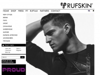 Rufskin.com - RUFSKIN | Shop Clothes for Men. Denim, Jeans, Shirts, Underwear, Swimwear, Sportswear and more. Made in the USA. Free Shipping on orders over $500.