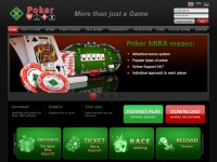 Play Online Poker Games on the Best Site: PokerMira.com