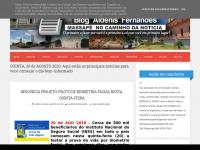 Aldenisfernandes.blogspot.com - Site Aldênis Fernandes | Massapê no Caminho da Notícia