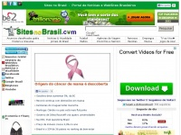 SITES NO BRASIL - BUSCA E DIRETÓRIO DO BRASIL