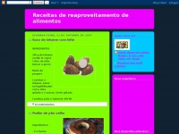receitasdereaproveitamento.blogspot.com