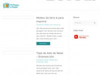 TV Artesanato Passo a Passo | Artesanato Passo a Passo