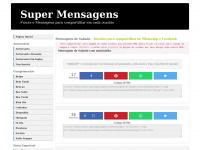 SuperMensagens.net - Recados e Mensagens para Orkut!