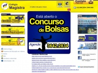 Colegiomagistra.com.br - Colégio Magistra – O Colégio Magistra é sinônimo de qualidade de ensino para Educação Infantil, Fundamental e Médio.