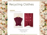 recyclingclothes.blogspot.com