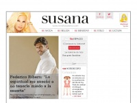 Susana Gimenez, moda + belleza + bienestar + estilo + lecturas - RevistaSusana.com
