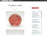 Aplateaday.blogspot.com - A plate a day
