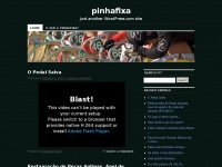 Pinhafixa.wordpress.com - pinhafixa | Just another WordPress.com site