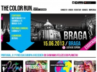 Thecolorrun.pt - Home - The Color RunTM - Portugal