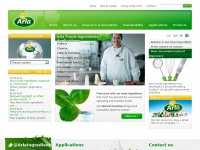 Arlafoodsingredients.com - Whey ingredients for the global food market | Arla Foods Ingredients