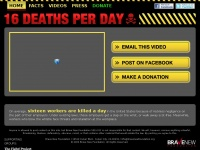 16deathsperday.com - 16 Deaths Per Day
