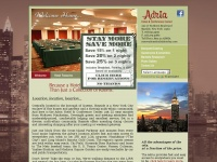 Adriahotelny.com - Hotel in Queens, Affordable Hotel, Adria Hotel is near all New York Airports