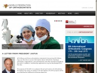 Wfo.org - WFO | World Federation of Orthodontists | Home