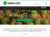 Green Cork - Projeto de Reciclagem de Rolhas de Cortiça