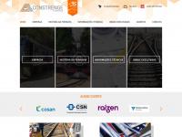 CONSTRENGE FERROVIAS | MANUTENÇÃO DE FERROVIAS