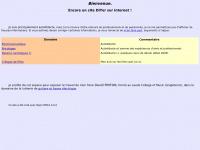 Cyrille.pinton.free.fr - Site de Cyrille PINTON