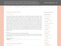 Poraquipasseimesmoeu.blogspot.com - Por aqui passei eu