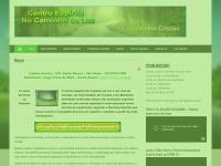 Centronocaminhodaluz.com.br - Centro No Caminho da Luz - Espiritismo Cristão |