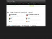 Consulados - Bem vindo ao consulados.com.br