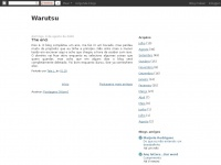 warutsu.blogspot.com
