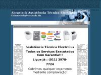 Abrasteck.com - Assistência Técnica Electrolux (011) 3978-7724