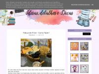 ideiasdetalhesedicas.blogspot.com