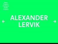 Lervik.se - Alexander Lervik |