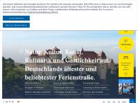 Romantische Straße Deutschland -Home