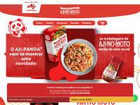 Aji-no-moto.com.br - Aji-no-moto® | Seu prato muuuuuito mais prato