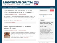 bandnewsfmcuritiba.com