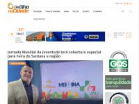 Programa De Olho na Cidade | Rádio Sociedade - Feira de Santana - Bahia