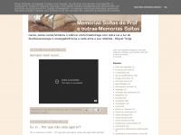 Msprof.blogspot.com - Memórias Soltas de Prof