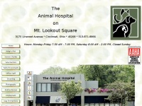 Ahomls.com - Home | The Animal Hospital on Mt. Lookout Square