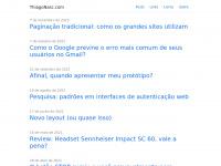 ThiagoNasc.com * O fantástico mundo do desenvolvimento web