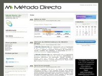 Método Directo | elearning | open access publishing | web 2.0