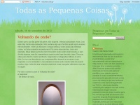 todasaspequenascoisas.blogspot.com