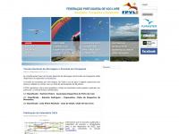 FPVL >> Federação Portuguesa de Voo Livre - Parapente e Asa Delta