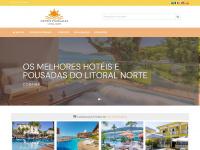 Hotéis Pousadas Litoral Norte UBATUBA SÃO SEBASTIÃO CARAGUÁ ILHABELA