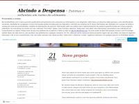 Abrindoadespensa.wordpress.com - Abrindo a Despensa | Estórias e reflexões em torno do alimento
