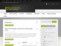 B3bouldering.com | Jamie Emerson