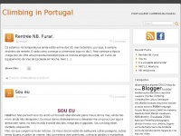 Climbing in Portugal -