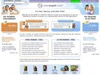 Newaupair.com - Au Pair, Nannies, jobs site, free search world's largest