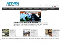 Aethra.com.br - AETHRA automotive systems Home