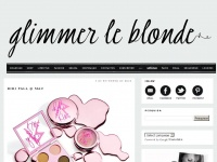 Glimmer le Blonde – Lifestyle, Fashion & Beauty