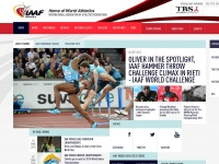 IAAF - International Association of Athletics Federations | iaaf.org