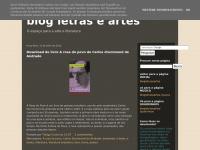 blogletraseartes-livros.blogspot.com
