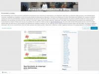 acessibilidadesim.wordpress.com
