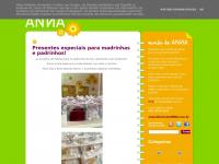 Omundodeanna.blogspot.com - Diário de ANNA :: Um mundo de ideias para um presente perfeito